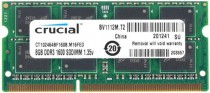 Память CRUCIAL SO-DDR3 8192Mb 1600MHz RTL (CT102464BF160B)
