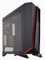 Корпус CORSAIR Carbide Series SPEC-OMEGA Tempered Glass Mid-Tower ATX Gaming Case - Black (CC-9011121-WW)