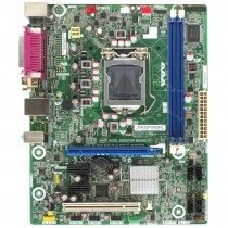 Материнская плата INTEL Socket 1155 H61 DDR3 mATX OEM (BLKDH61CR)