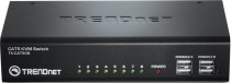 KVM TRENDNET 8-port CAT5 Switch RTL (TK-CAT508)