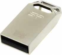 Флеш диск SILICON POWER USB 2.0 16Gb Touch T50 Gold (SP016GBUF2T50V1C)