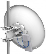 Антенна MIKROTIK mANT 30dBi 5Ghz Parabolic Dish antenna with precision aligmnent mount (MTAD-5G-30D3-PA)