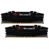 Память G.SKILL DDR4 RIPJAWS V 16GB (2x8GB kit) 3200MHz CL16 PC4-25600 1.35V Classic Black (F4-3200C16D-16GVKB)