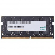 Память APACER 8GB DDR4 2666 SO DIMM Non-ECC, CL19, 1.2V, AS08GGB26CQYBGH, 1R, 1024x8, RTL (ES.08G2V.GNH)