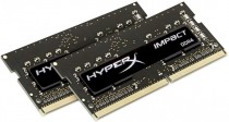 Память KINGSTON 8GB DDR4 SO DIMM (HX424S14IBK2/8)