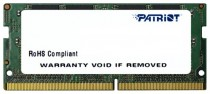 Память PATRIOT MEMORY DDR4 4Gb 2400MHz RTL PC4-19200 CL17 SO-DIMM 260-pin 1.2В dual rank (PSD44G240082S)