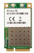 Wi-Fi адаптер MIKROTIK MiniPCI-e 3G/4G/LTE card for bands 1,2,3,7,8,20,38 and 40 (R11e-LTE)