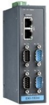 Коммутатор ADVANTECH 4-port RS-232/422/485 Serial Device Server with wide operating temperature (EKI-1524I-CE)