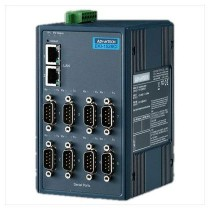 Коммутатор ADVANTECH 8-port RS-232/422/485 Device Server (EKI-1528i-DR-AE)