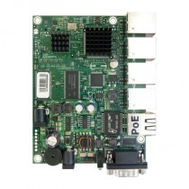 Плата MIKROTIK без корпуса RouterBOARD 450G with 680MHz Atheros CPU, 256MB RAM, 5 Gigabit LAN ports, RouterOS L5 (RB450G)