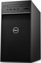 Компьютер DELL Precision 3630 MT Core i5-8500 (3,0GHz) 8GB (1x8GB) DDR4 256GB SSD AMD Radeon Pro WX 4100 (4GB),SD,TPM 460W W10 Pro 3y NBD (3630-5529)
