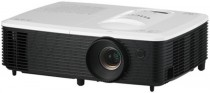 Проектор RICOH PJ S2440 (DLP, SVGA 800x600, 3000Lm, 8000:1, HDMI, 1x2W speaker, 3D Ready, lamp 6000hrs, White-Black, 2.6kg) (432165)