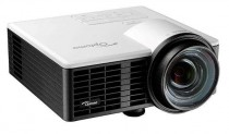 Проектор OPTOMA ML750ST (DLP, LED, WXGA 1280x800, 800Lm, 20000:1, HDMI, USB, MHL, MicroSD, 1x1.5W speaker, 3D Ready, led 20000hrs, short-throw, Black, 0.42kg) (95.71Z01GC0E)