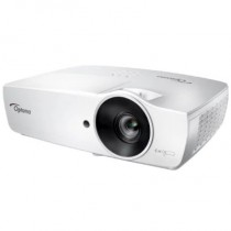 Проектор OPTOMA W461 (DLP, WXGA 1280x800, 5000Lm, 20000:1, 2xHDMI, MHL, USB, LAN, 1x10W speaker, 3D Ready, lamp 4500hrs, White, 2.95kg) (E1P1D13WE1Z1)
