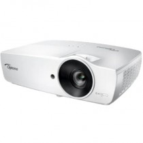 Проектор OPTOMA X461 (DLP, XGA 1024x768, 5000Lm, 20000:1, 2xHDMI, MHL, USB, LAN, 1x10W speaker, 3D Ready, lamp 4500hrs, White, 2.95kg) (E1P1D11WE1Z1)