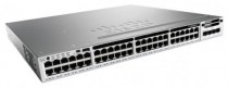 Коммутатор CISCO Catalyst 3850 48 Port Data LAN Base, Russia (WS-C3850R-48T-L)