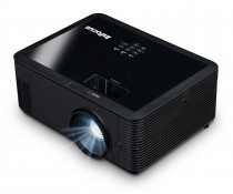 Проектор INFOCUS DLP, 4500 ANSI Lm, XGA(1024х768), 28500:1, 1.48-1.93:1, 3.5mm in, Composite video, VGAin, HDMI 1.4aх3 (поддержка 3D), USB-A (для SimpleShare и др.),лампа 15000ч.(ECO mode), 3.5mm out, Monitor out(VGA),RS232,RJ45,21дБ, 4,5 кг (IN2134)