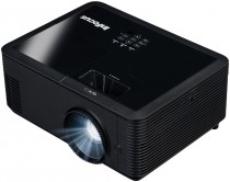 Проектор INFOCUS DLP, 4000 ANSI Lm, Full HD (1920х1080), 28500:1, 1.12-1.47:1, 3.5mm in, Composite video, VGAin, HDMI 1.4aх3 (поддержка 3D), USB-A (для SimpleShare и др.), лампа 15000ч.(ECO mode), 3.5mm out, Monitor out (VGA), RS232, 21дБ, 4,5 кг (IN138HD)
