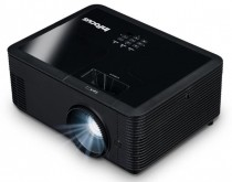 Проектор INFOCUS DLP, 4000 ANSI Lm, WXGA (1280x800), 28500:1, 1.54-1.72:1, 3.5mm in, Composite video, VGAin, HDMI 1.4aх3 (поддержка 3D), USB-A (для SimpleShare и др.), лампа 15000ч.(ECO mode), 3.5mm out, Monitor out (VGA), RS232, 21дБ, 4,5 кг (IN136)