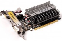 Видеокарта ZOTAC GEFORCE GT 730 4GB DDR3 (ZT-71115-20L)