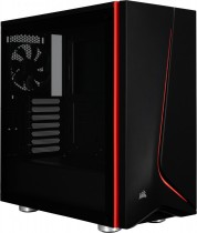 Корпус CORSAIR Carbide SPEC-06 Tempered Glass Mid-Tower Gaming Case, Black (CC-9011144-WW)