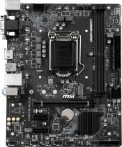 Материнская плата MSI Socket 1151 H310 DDR4 mATX (H310M PRO-M2 PLUS)