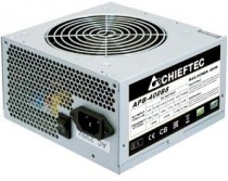 Блок питания CHIEFTEC Value (ATX 2.3, 400W, Active PFC, 120mm fan) OEM (APB-400B8)