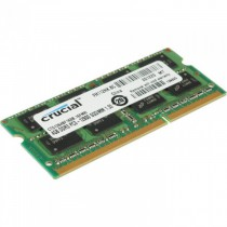 Память CRUCIAL SO-DIMM DDR3 4Gb (pc-12800) 1600MHz (CT51264BF160BJ)