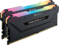 Память CORSAIR DDR4 2x8Gb 3200MHz RTL PC4-25600 CL16 DIMM 288-pin 1.35В (CMW16GX4M2C3200C16)