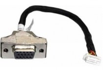 Переходник SHUTTLE Assembly,50 in 1 VGA cable,DS81, DS87, XH81(V), XH97V (PVG01)