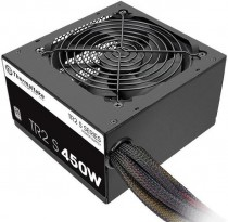 Блок питания THERMALTAKE TR2 S/450W/Non Modular/ATX 2.3/A-PFC/12cm/EU/80 PLUS White/for 230V only RTL (PS-TRS-0450NPCWEU-2)