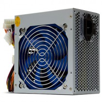 Блок питания CROWN 20+4in, 120mm FAN, SATA*2, PATA(big Molex)*3, FDD*1, 4+4pin, Lines 1x12V OEM (CM-PS450W smart)