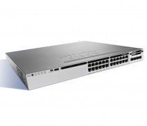 Коммутатор CISCO Catalyst 3850 24 Port Data IP Services, Russia (WS-C3850R-24T-E)
