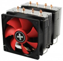 Кулер XILENCE Performance C CPU cooler, M504D, PWM, 2x92mm fan, 4 heat pipes, Universal (XC044)